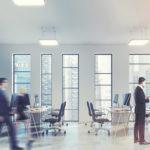 Soluzioni efficaci per l'arredo di un ufficio open space