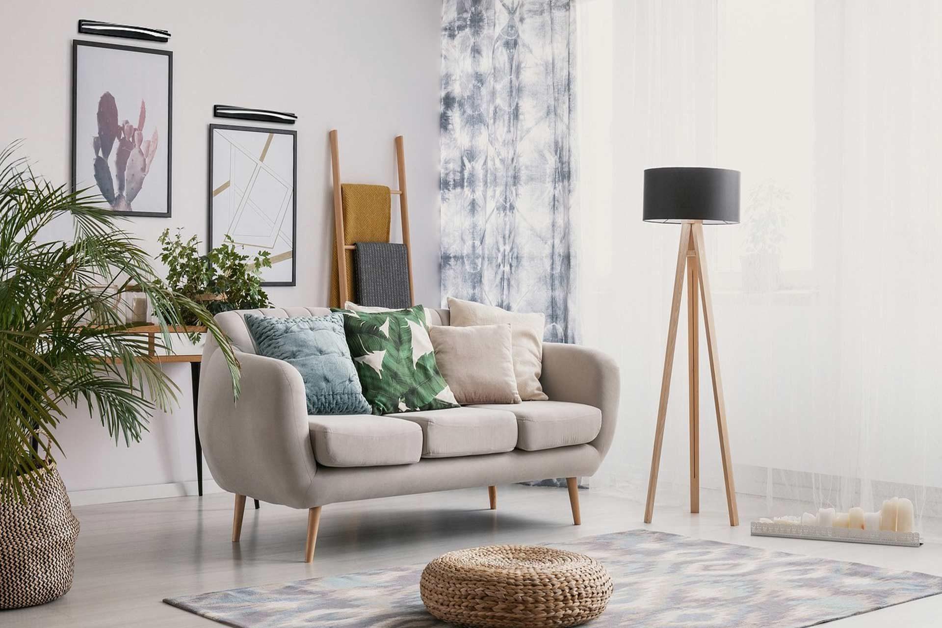 Arredamento stile minimal: 4 idee per il tuo soggiorno