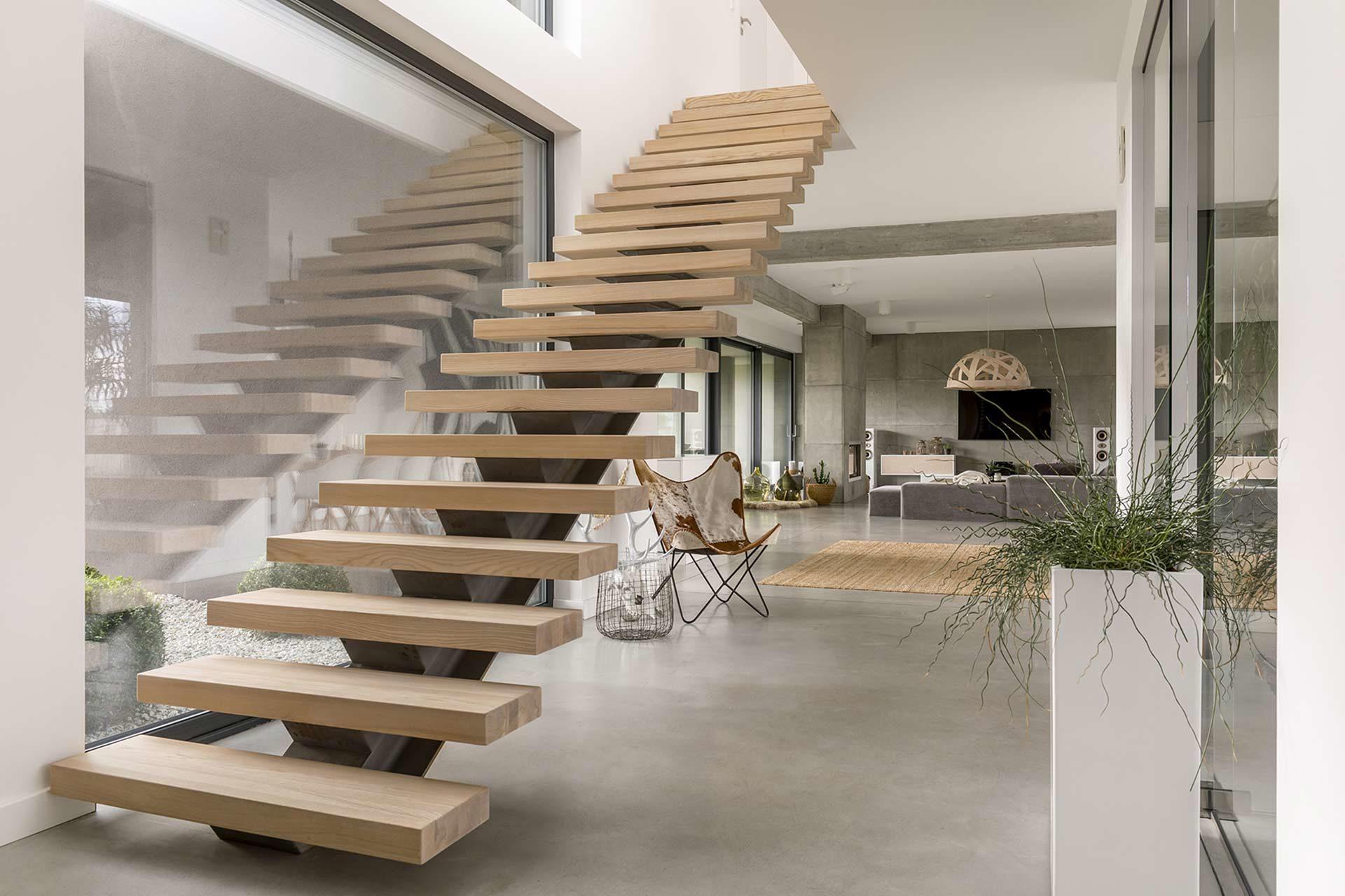 Scale di design: soluzioni moderne per la tua casa