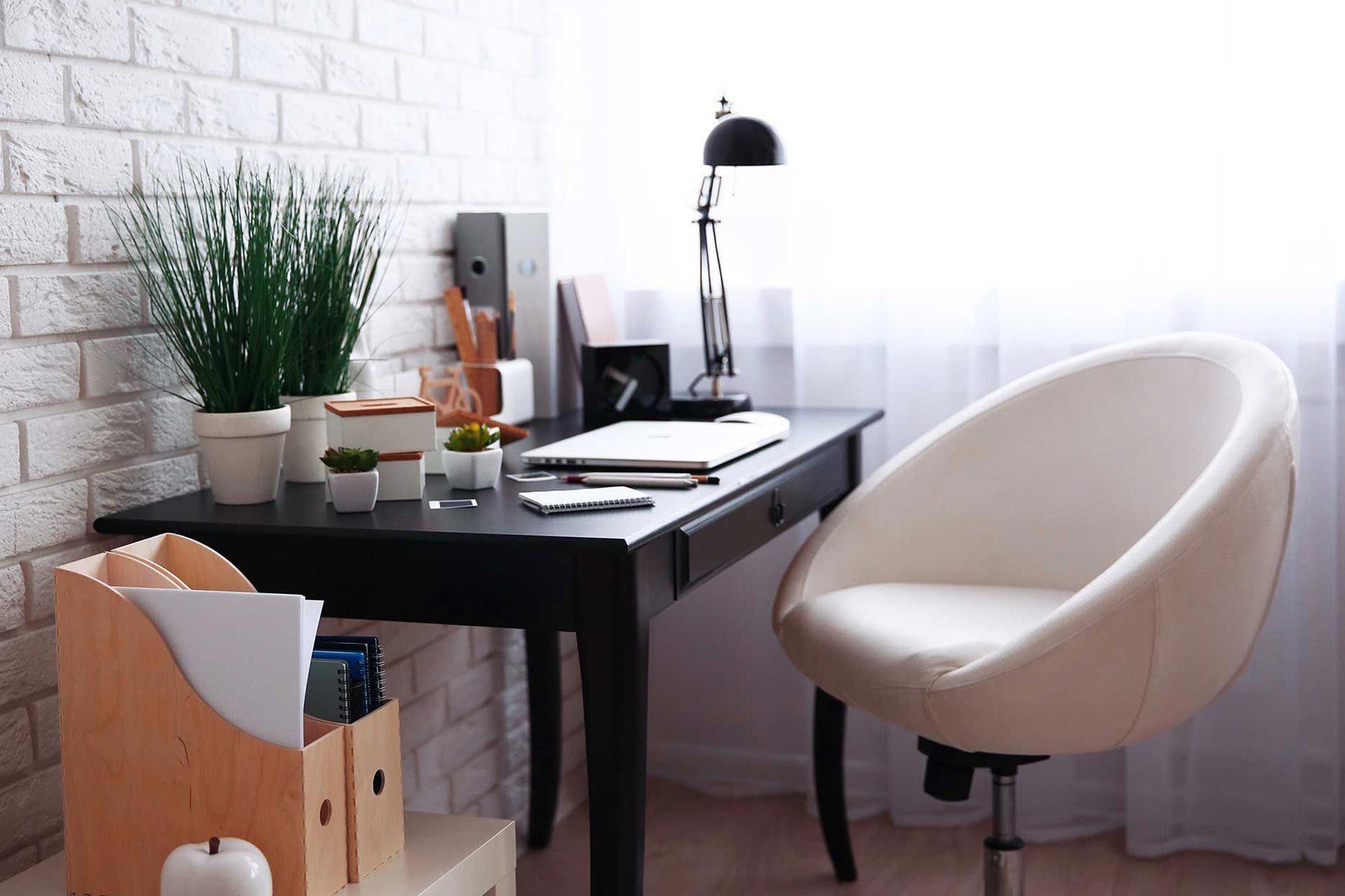 Ufficio in casa: come organizzarlo in modo efficiente