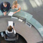 Mobili per reception dell'ufficio: come scegliere quelli giusti