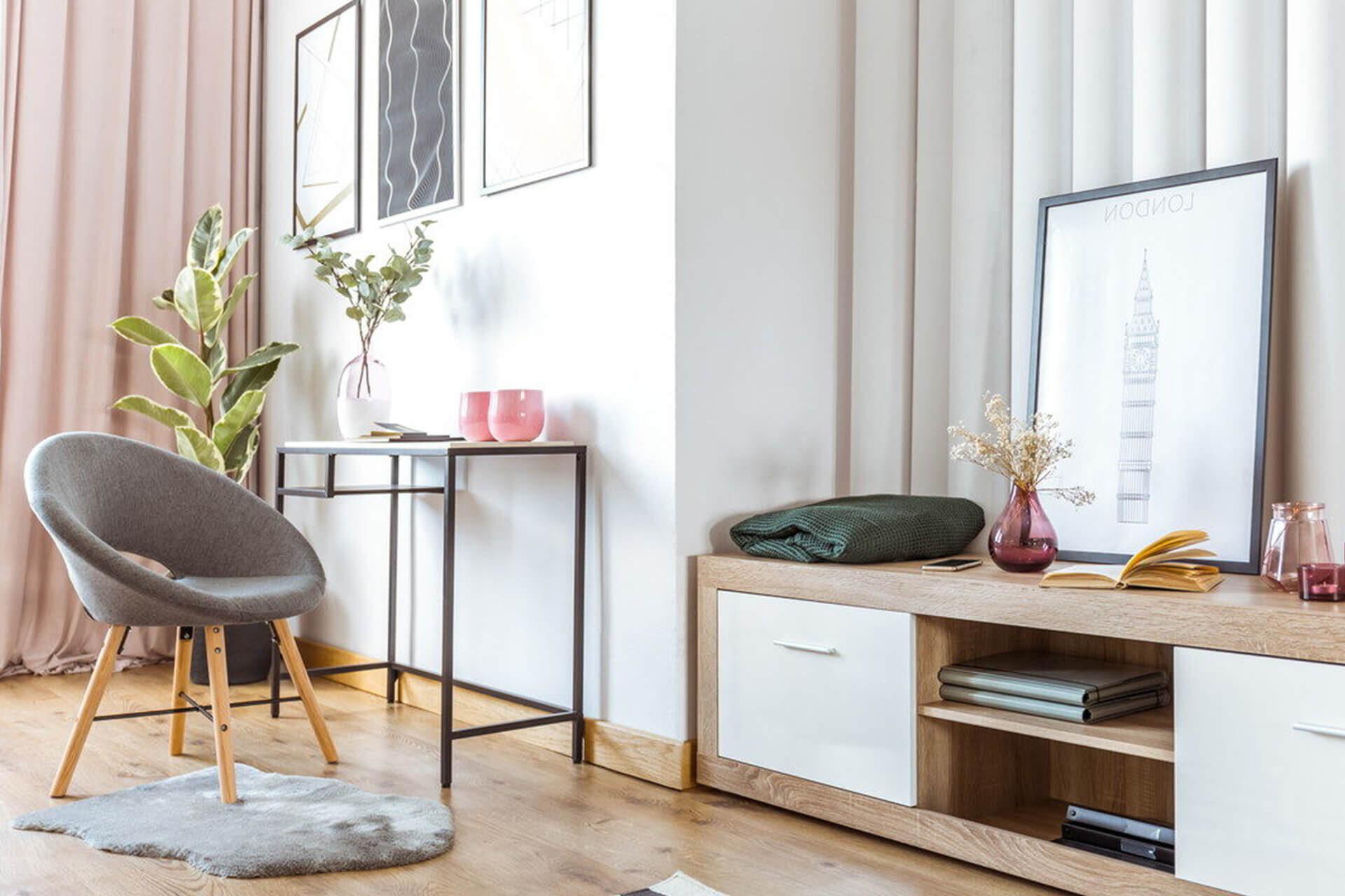 Interior design: i 7 pilastri per creare uno stile d'arredo equilibrato